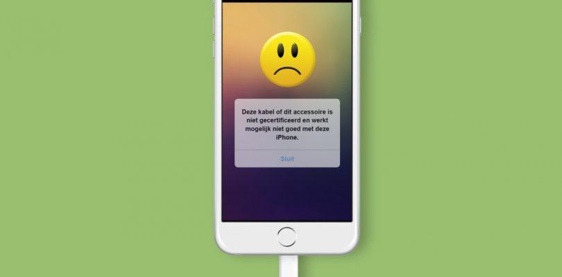 Zijn 'nep'-opladers daadwerkelijk schadelijk voor je smartphone?
