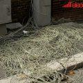 De naweeën van de crisis in de telecommarkt