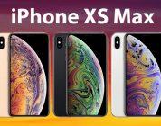De iPhone XS Max, een smartphone in het topsegment