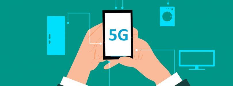 Aanbod 5G door drie telecomaanbieders