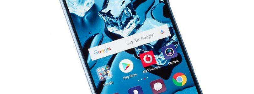 Goedkope smartphones met groot scherm